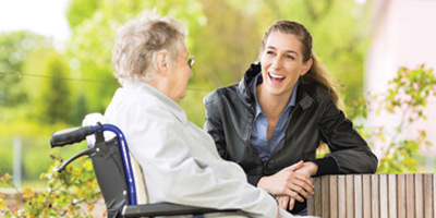 in-home care company